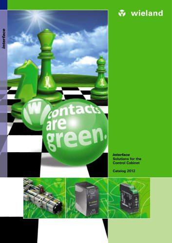 Interface Catalog 2012