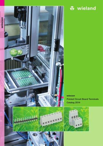 PCB Terminals - Catalog