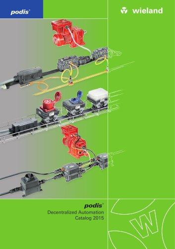 podis® catalog decentralized automation