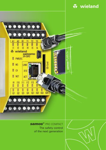 samos® pro compact - The safety control of the next generation