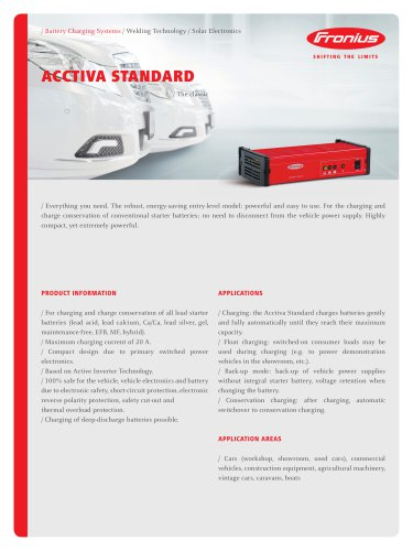 ACCTIVA Standard