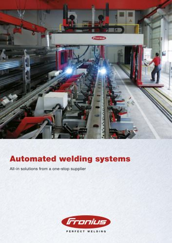 Automated welding systems