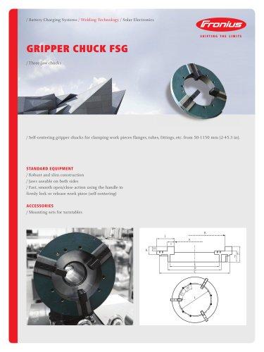 GRIPPER CHUCK FSG