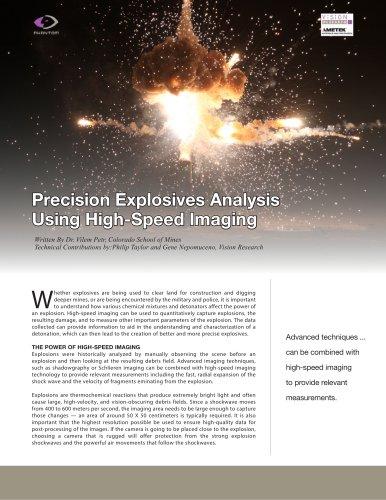 Explosives Whitepaper