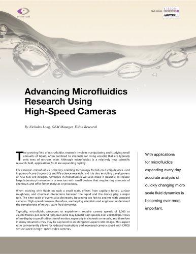 Microfluidics Whitepaper