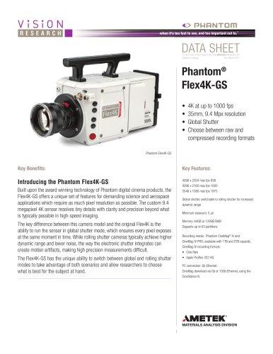 Phantom® Flex4K-GS