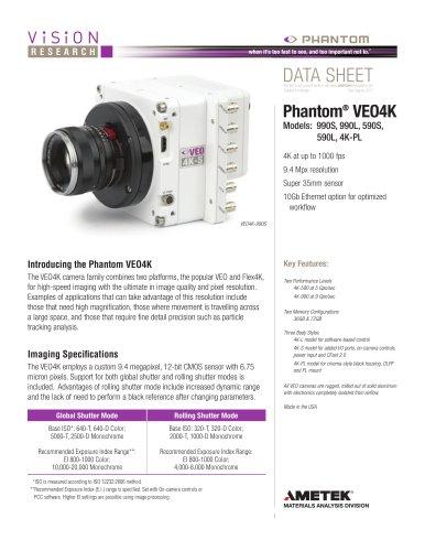Phantom® VE04K