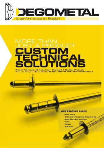CUSTOM TECHNICAL SOLUTIONS