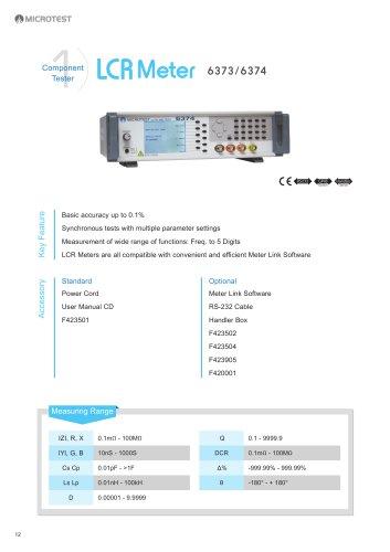 LCR Meter_6373_6374