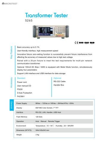 Transformer Tester_5265