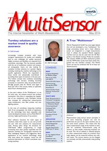 The Multisensor