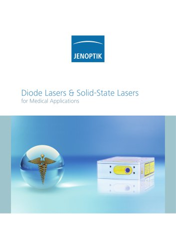 Diode Lasers & Solid-State Lasers for Medical Applications