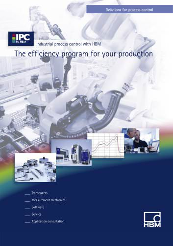 Signal Conditioners for Production Control and Manufacturing