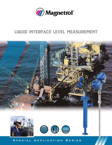 Interface - An Overview of Today's Top-ranking Interface Level Measurement Technologies