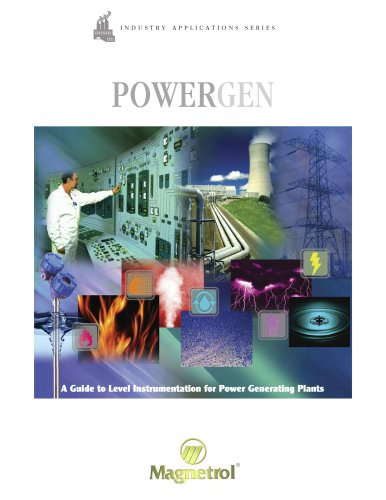 PowerGen - A Guide to Level Instruments for Power Generating Plants