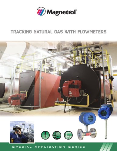 TRACKING NATURAL GAS WITH FLOWMETERS