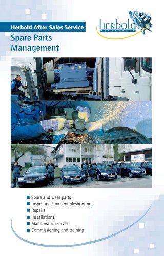 Herbold Service Brochure