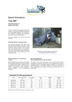 Special Granulators Type SMP