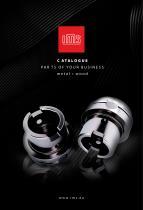 Tool holders catalogue METAL/WOOD