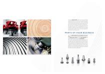 Tool holders catalogue METAL/WOOD - 3