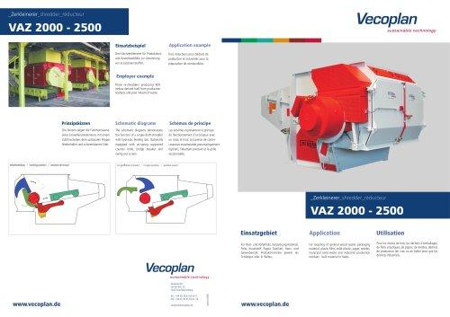 VAZ 2000 - 2500
