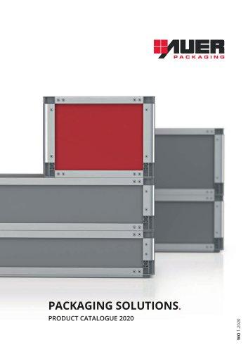 AUER Packaging Katalog 1-2020