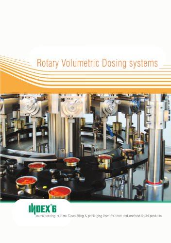 Rotary Volumetric Dosing systems