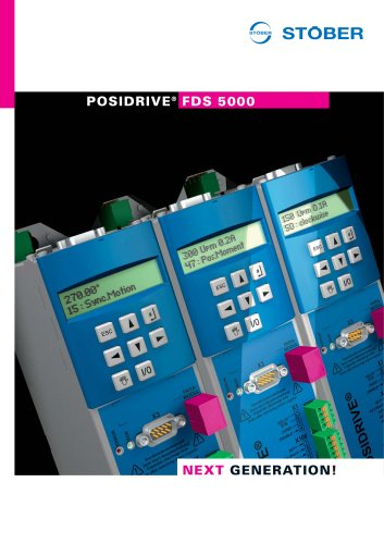 POSIDRIVE® FDS 5000 Frequency Inverter