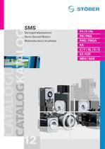 SMS Servo Geared Motors EZ
