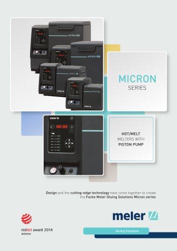 Micron pump series