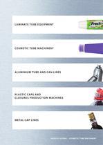 cosmetic tube machinery - 6