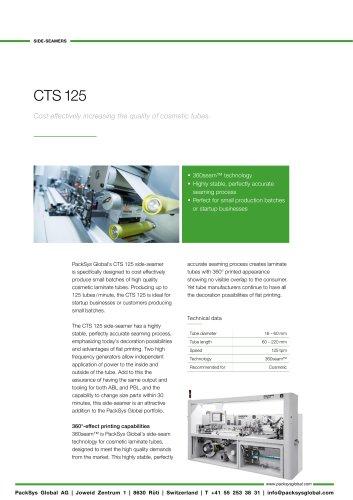 CTS 125