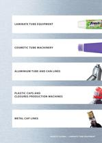 Laminate tube equipment - 6