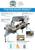 D160 FOR ROUND PRODUCTS