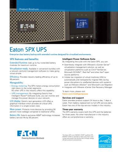 Eaton 5PX UPS