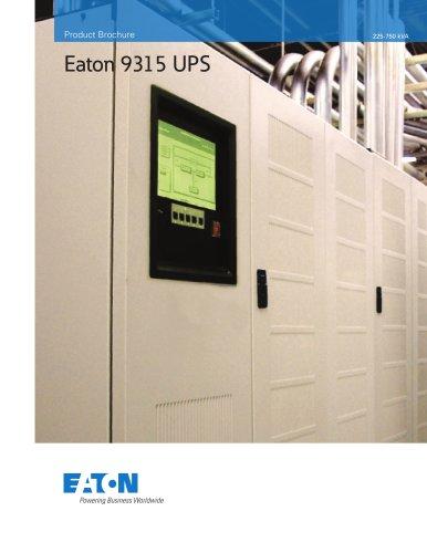 Eaton 9315 UPS Brochure
