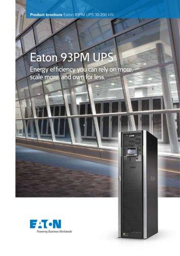 Eaton 93PM 30-200kW
