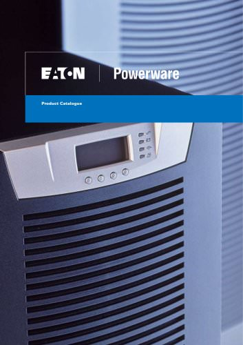 Powerware Product Catalog