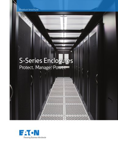 S-Series Enclosures Brochure