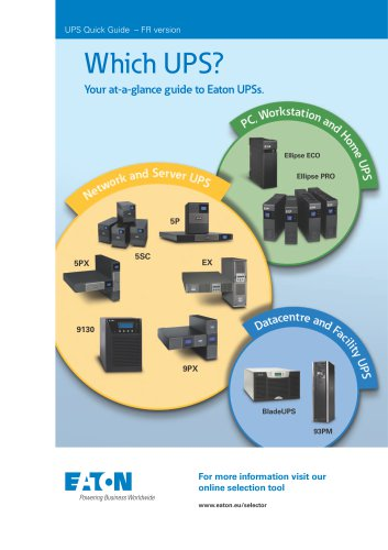 UPS Quick Guide