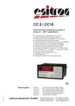 Cam Controller  CC 8 / CC16