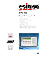 Compact-positioning controller CPS 300