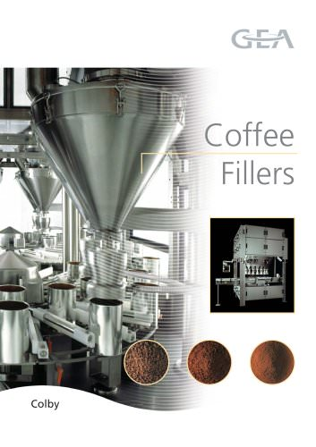 Coffee Filler