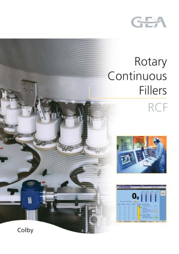 Rotary Continuous Filler