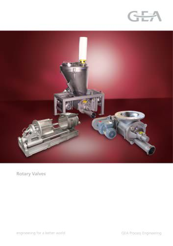 Rotary Valves - Overview