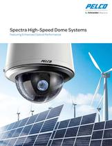 Spectra High-Speed Dome Systems