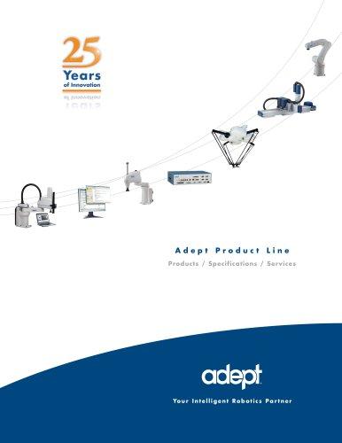 Adept Product Catalog