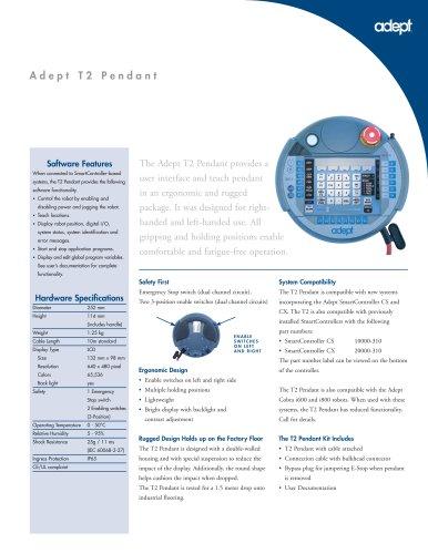 Adept T2 Pendant