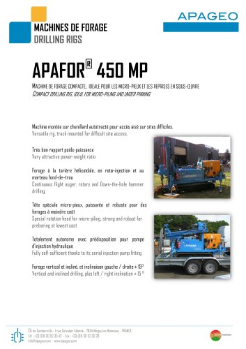 Apafor 450MP