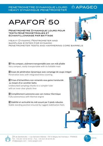 APAFOR® 50